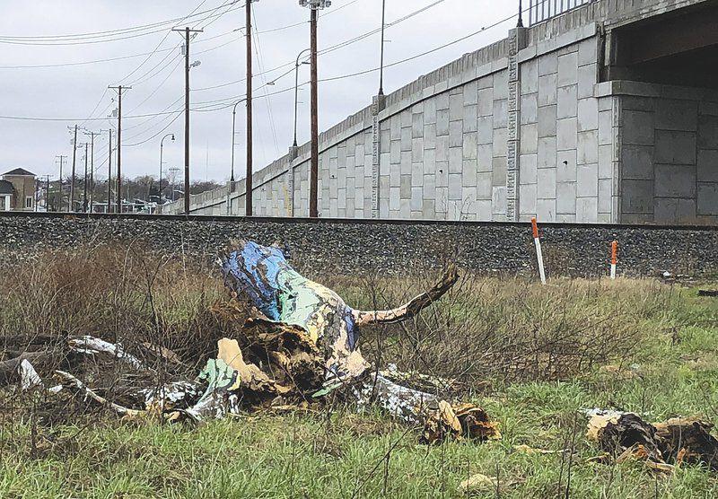 Joplin's Spirit Tree falls, but can it have second life as public art memorial?