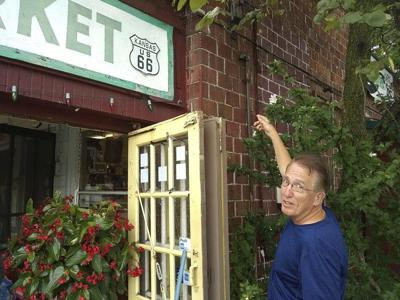 Old Riverton Store receives grant to restore building exterior