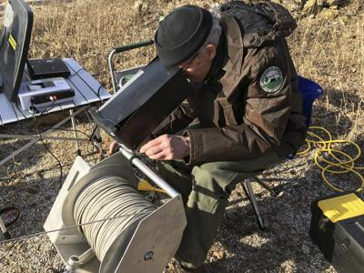 Federal experts assist Freeman-Bible case investigators with camera drops in three Picher mine shafts