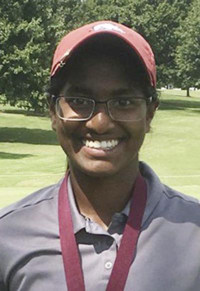 Teeter named girls golfer of the year