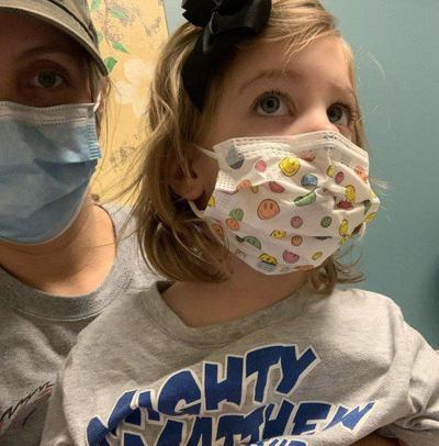 Oklahoma mom shares experience of toddler with cerebral palsy who tests positive for COVID-19