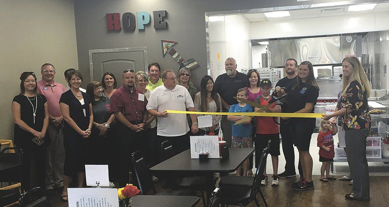 Hope Kitchen Officially Part Of Chamber