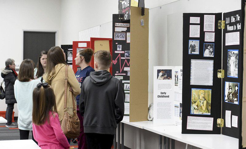 Joplin students exhibit creative skills in project showcase