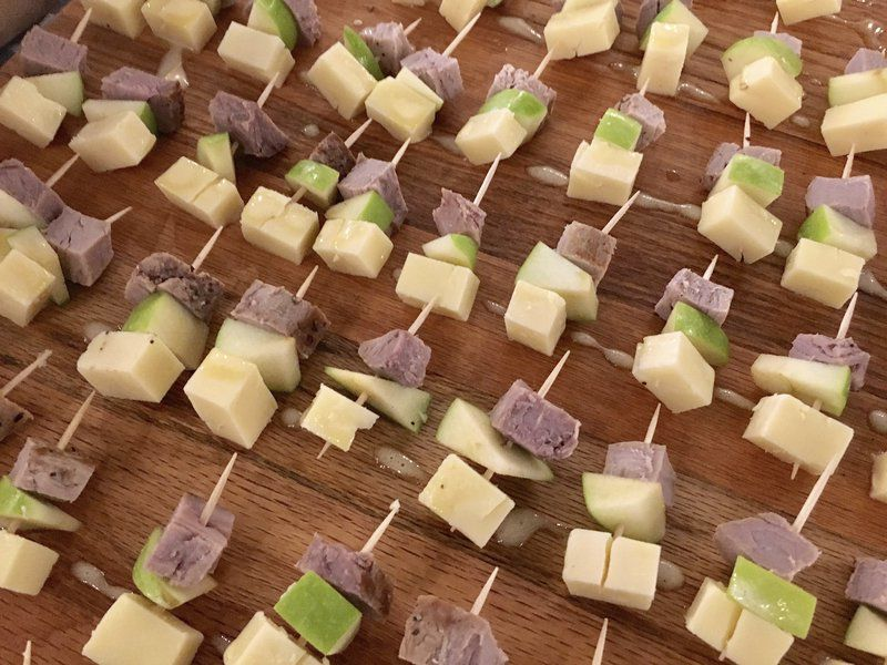Josie Mai: Adventurous use of lavender livens up entrees