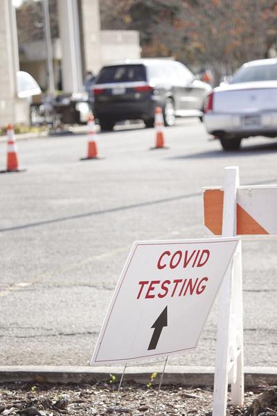 Last free COVID-19 testing in 2020
