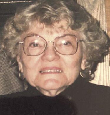 Wilma 'Nanny' Hayhurst Goode