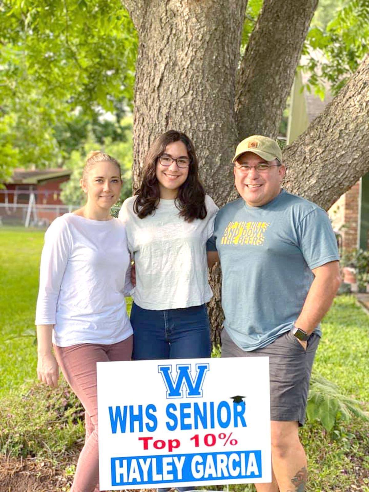 CLASS OF 2020: Wharton High School's Top 10 graduates