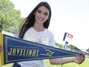 WHS cheer captain sets future sites on TAMUK