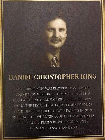 RIP Chris King