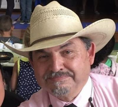 """Officer Juan """"John"""" Alfonso  Delgado"""