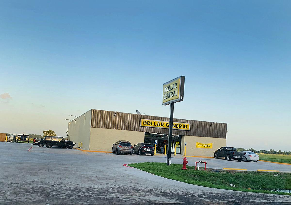 NEW BUSINESS: Dollar General opens in Hungerford