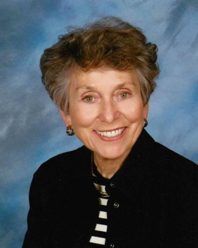 Elizabeth 'Betty Ann' Borchers