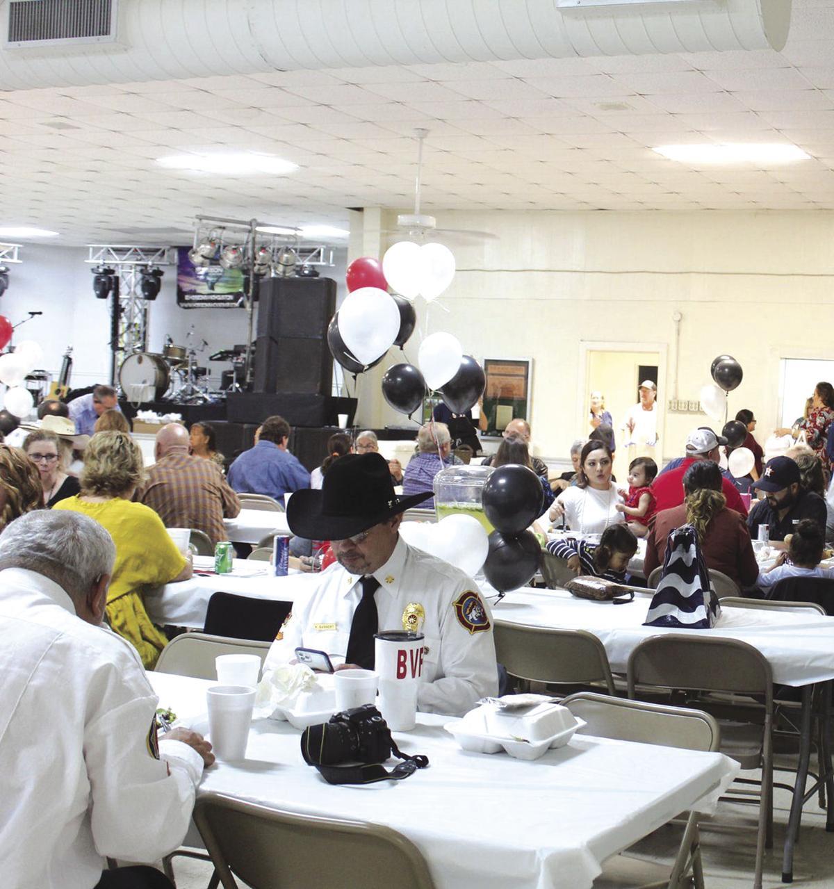 Boling VFD banquet
