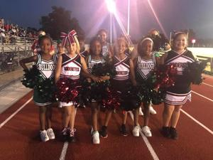 Fundraising efforts begin for Boling youth cheerleaders