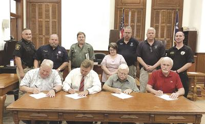 Disaster declaration witnesses