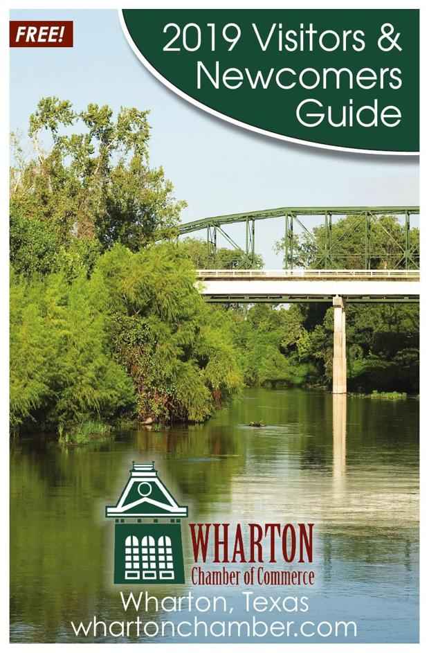 2019 Wharton Chamber of Commerce Tourism Guide