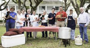 SPOT to host Waggin' Tails Crawfish Boil April 29
