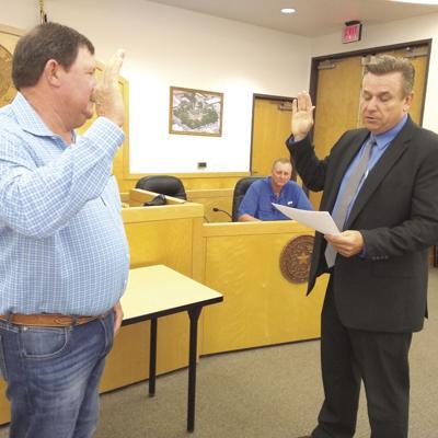 Wharton County Precinct 2 Commissioners seat