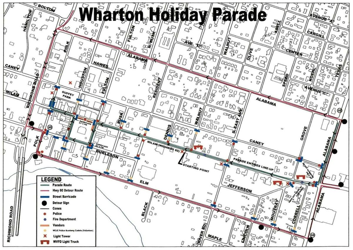 Christmas Holiday Parade