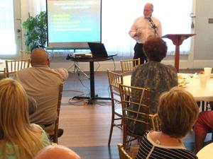 Chamber Lunch & Learn: Wharton flood survival discussed
