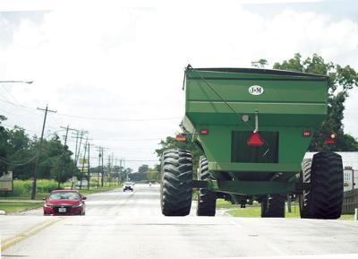 Using two lanes