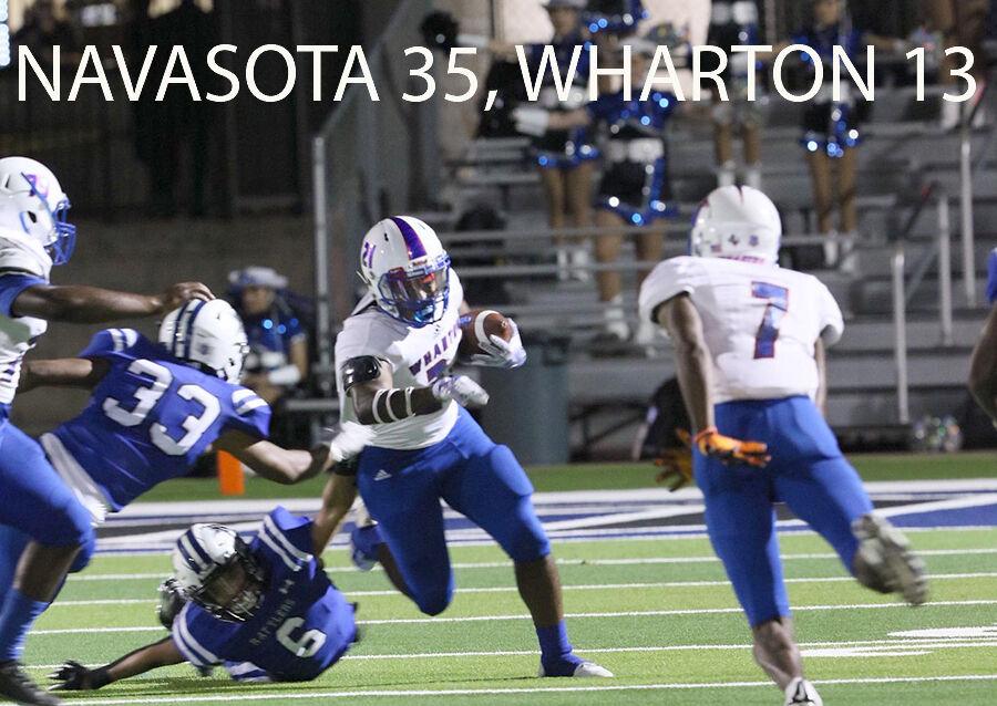Wharton loses at Rattler Stadium