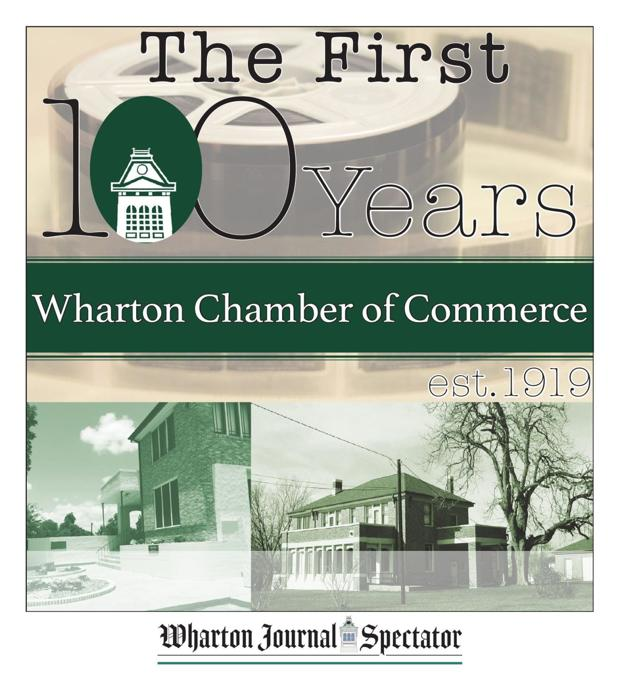 The First 100 Years - The Wharton Chamber of Commerce