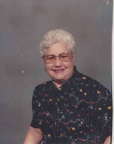 Alma Ruth Matthys