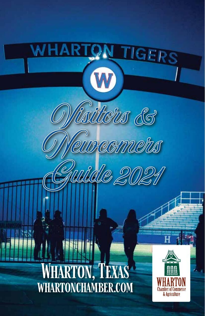 2021 Visitors & Newcomers Guide