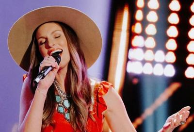 Bolton native on 'The Voice'
