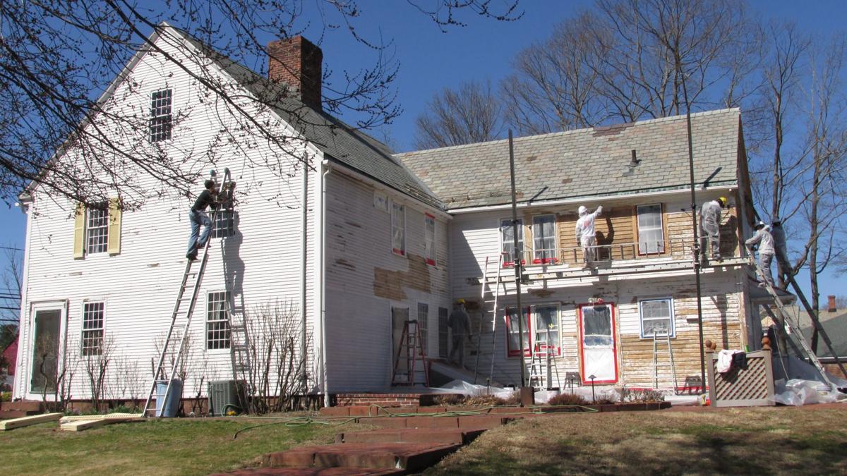 Martha A. Parsons House Museum renovations