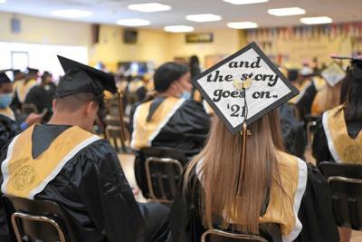 East Hartford High School graduation