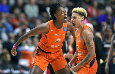 Sun force decisive Game 5 in WNBA finals