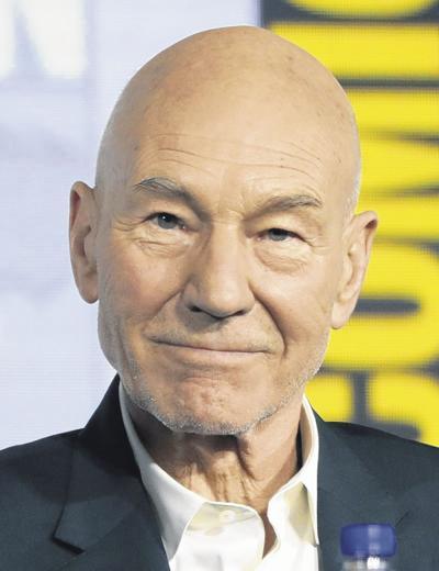 Stewart stars in new series, 'Star Trek: Picard'