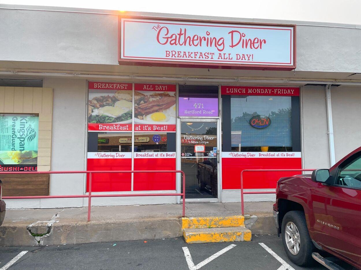 The Gathering Diner: 471 Hartford Road
