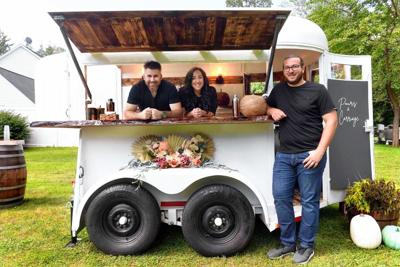 Pours & Carriage Mobile Bar