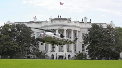 Contract to build presidential  copters