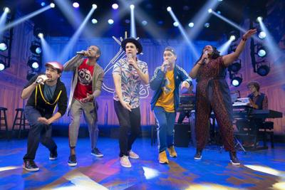 STAGE REVIEW: Cast's abundant improv talent key to success of 'Freestyle Love Supreme'