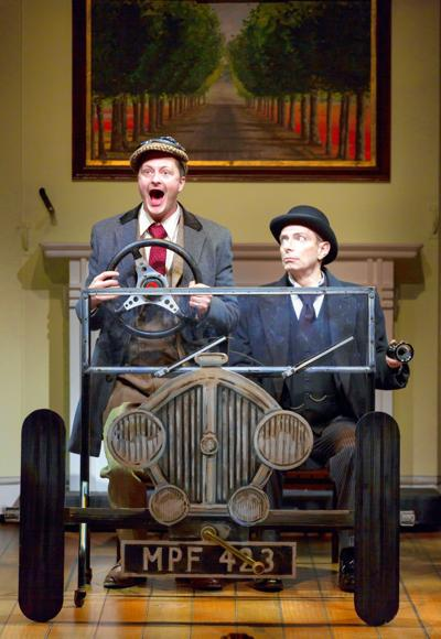 """""""Jeeves & Wooster in 'Perfect Nonsense'"""""""