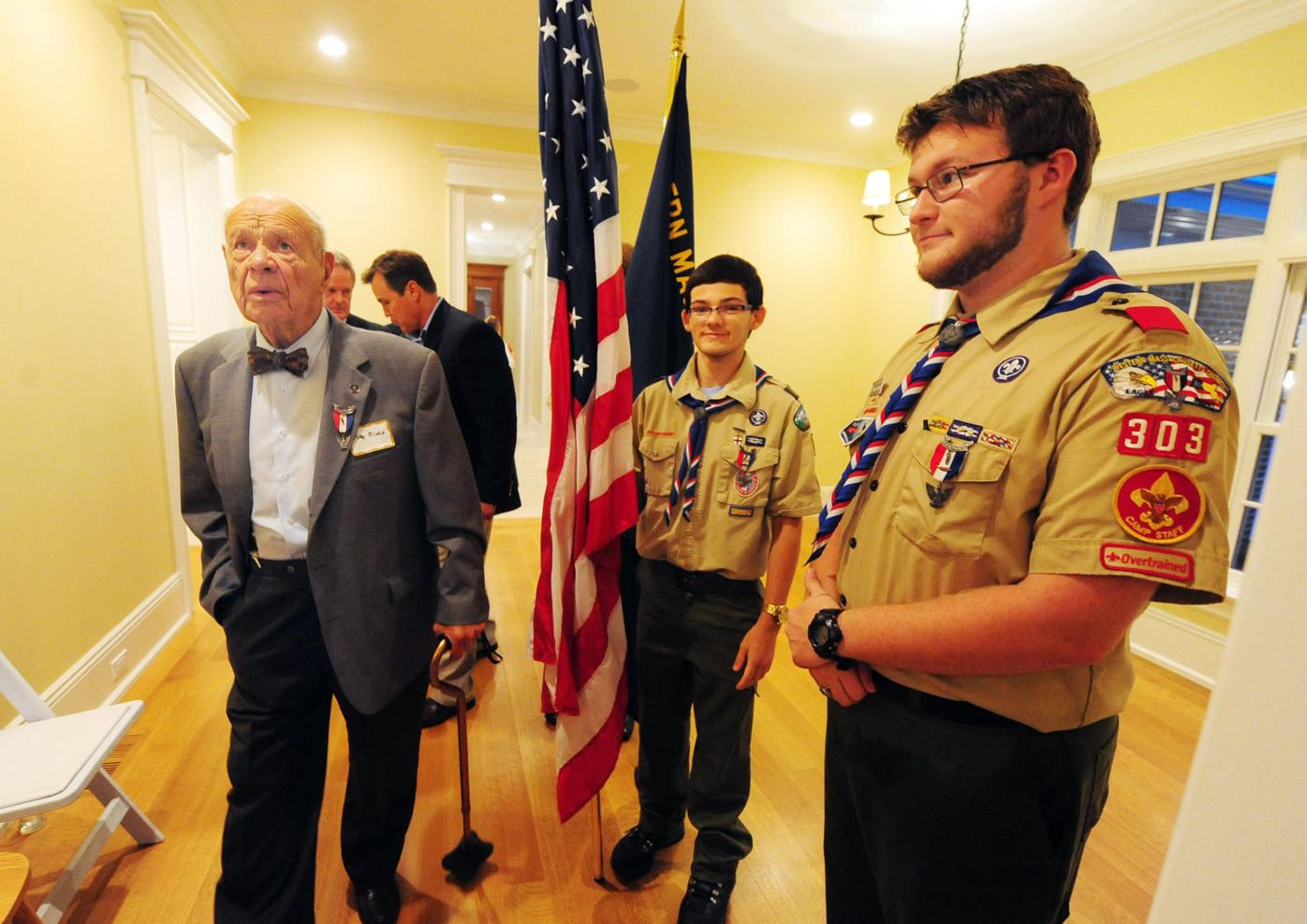 National Eagle Scout honor