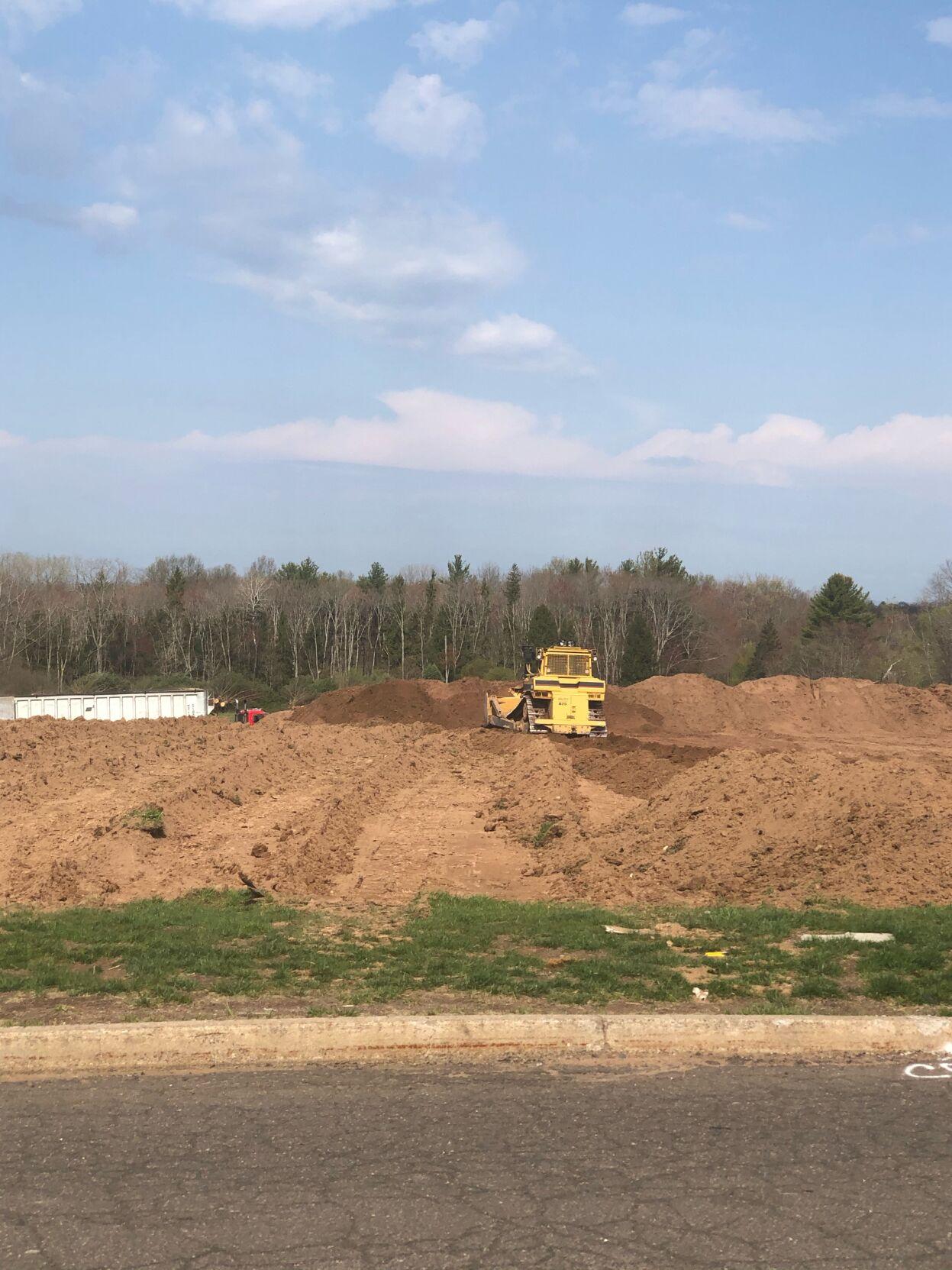 Construction starts on Costco