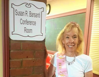 Her name lives on at Windsor Locks Town Hall