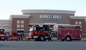 Mall evacuated