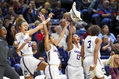 UConn women dominate all-region squad