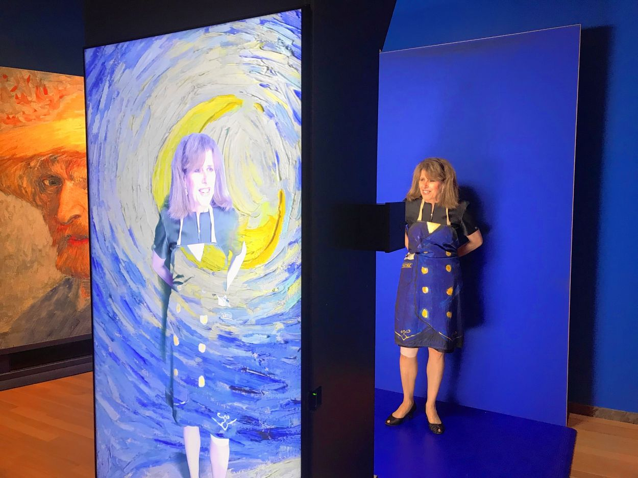 At Springfield Museums, a chance to really get into Van Gogh