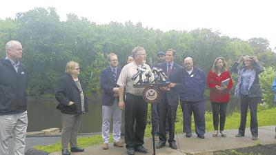 Blumenthal calls for toxic chemical phase out after Farmington River spill