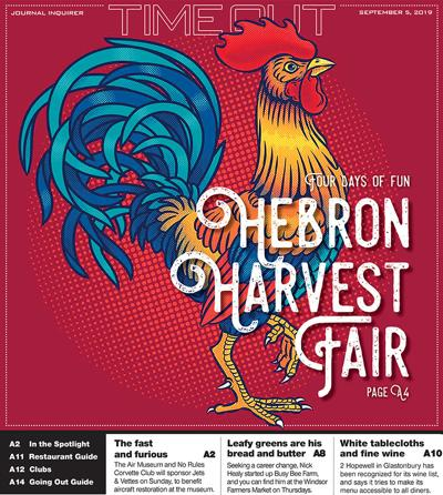 Hebron Harvest Fair, in its 49th year, opens today for a four-day run