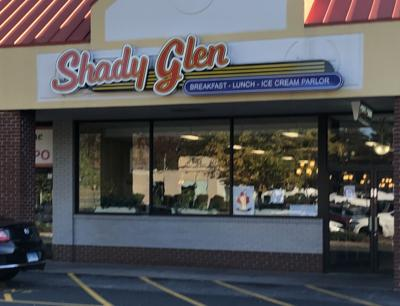 Shady Glen in Parkade to close