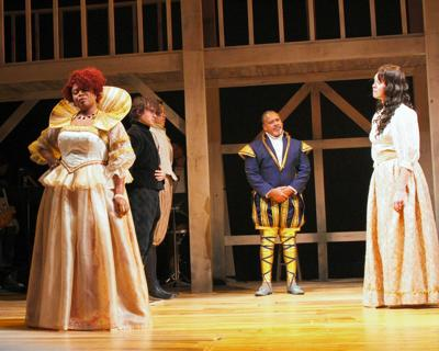 STAGE REVIEW: CT Rep continues strong season with 'Shakespeare in Love'