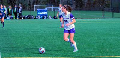 SW's Russo named DIII women's soccer All-American